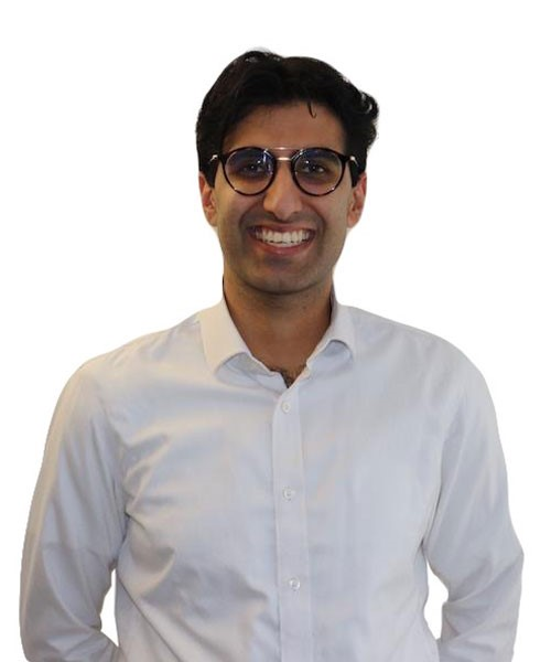 Navraj Johal Social Media and Marketing Executive