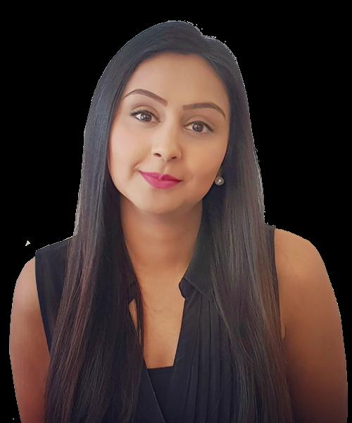 Priya Patel  Property Manager